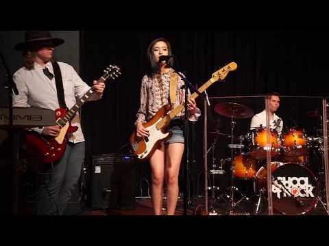 School of Rock Mason - Cream 'Crossroads'