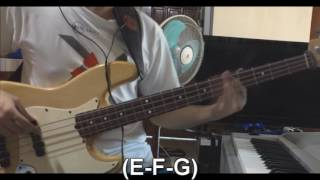 In Jesus Name by Israel Houghton & New Breed (Bass Lesson w/TABS)