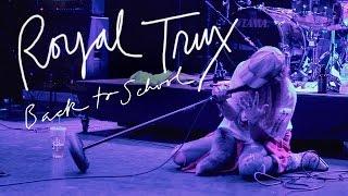 "Royal Trux ""Back to School"" LIVE @ Berserktown II, Santa Ana, CA 8/16/15"