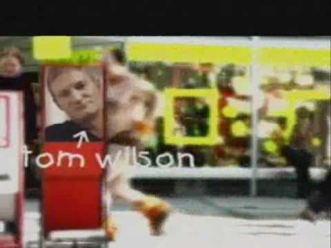 Tom Wilson - Techno Cat 3002