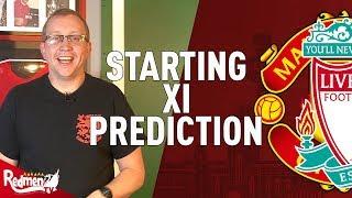 Man United v Liverpool | Starting XI Prediction