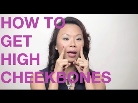 How To Get High Cheek Bones The Natural Way