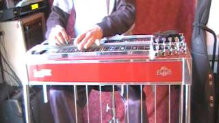 unchained melody on pedalsteel