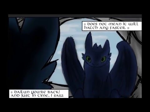 The Last Night Fury: Chapter 1 - Part 1