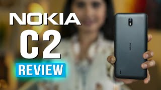Nokia C2 Review: Is this $75 smartphone any good?