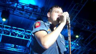 Arcade Fire - We Used To Wait live @ Ottakringer Arena Wiesen, Austria, 22 June 2011 HD