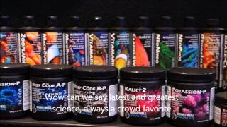 Wish List Saltwater Aquarium Products