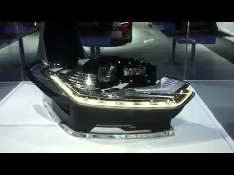 ford mondeo bi-xenon hi lo - YouTube