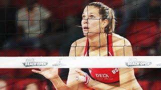 MASSIVE BLOCK • The Hague 4 Star 2018 • Beach Volleyball World
