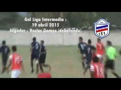 Golazo Hector Gomez CF Catrachito