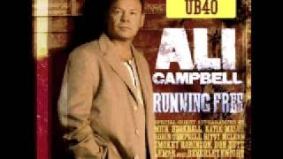 Watch Ali Campbell Being With You video