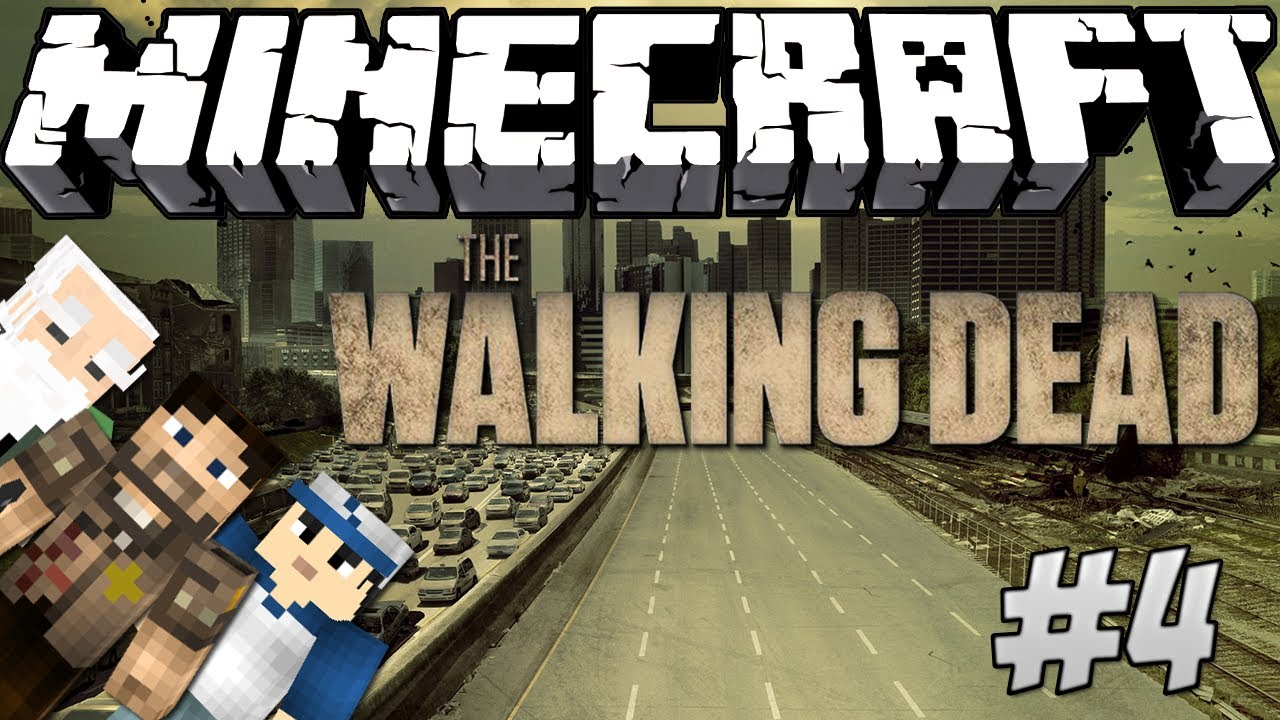 minecraft the crafting dead minecraft the walking dead 4 esplorazione crafting 4966
