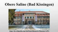 Obere Saline (Bad Kissingen)