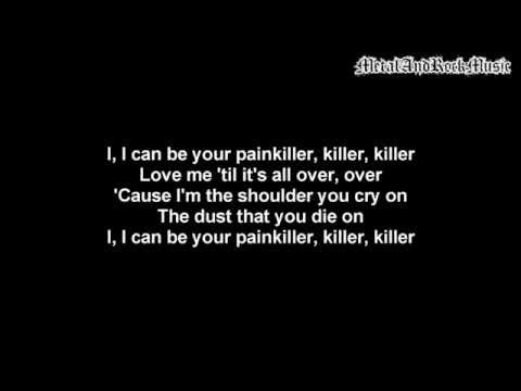 Three Days Grace - Painkiller | Lyrics on screen | HD