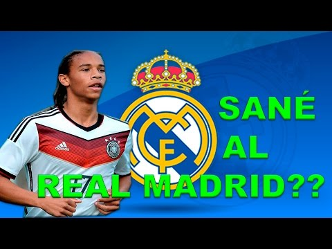 REAL MADRID // ÚLTIMAS NOTICIAS -- SANÉ??
