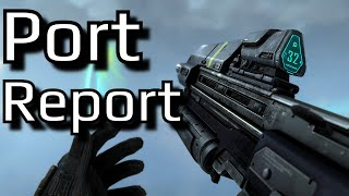 Halo Reach's MCC launch is the BEST release halo has seen in over half a decade | Port Report