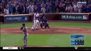CUBS vs DODGERS /8th inning SHOCKER! (game1): Montero´s GRANDSLAM + Back to Back HRs(((STEREO)))