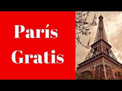 Cosas que hacer GRATIS en PARÍS. Las mejores cosas que ver en París sin gastar una fortuna.