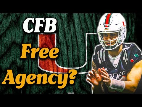 Open Mike - Is this college football free agency?