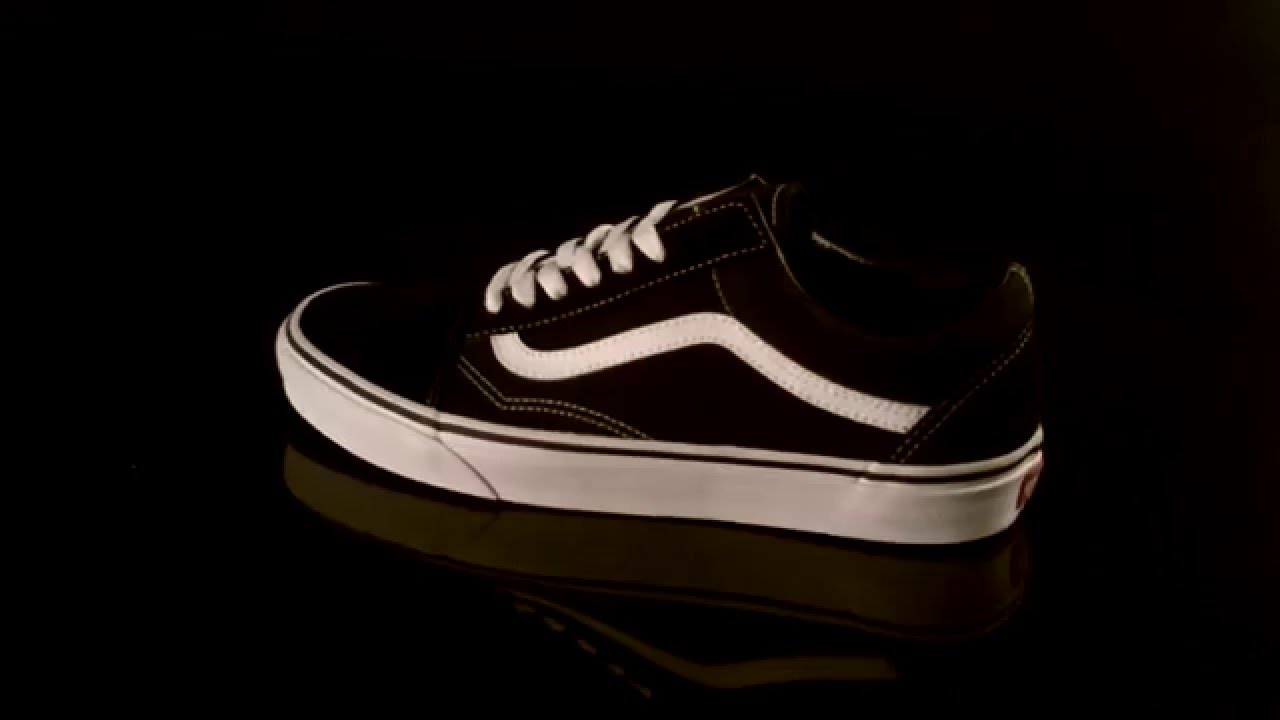 Vans U Old Skool Black White VD3HY28 Sneakers - YouTube 6d50592ce