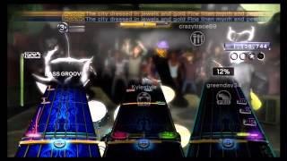 (1st place) Beast and the Harlot All Pro Band, Gold stars - Rock Band 3