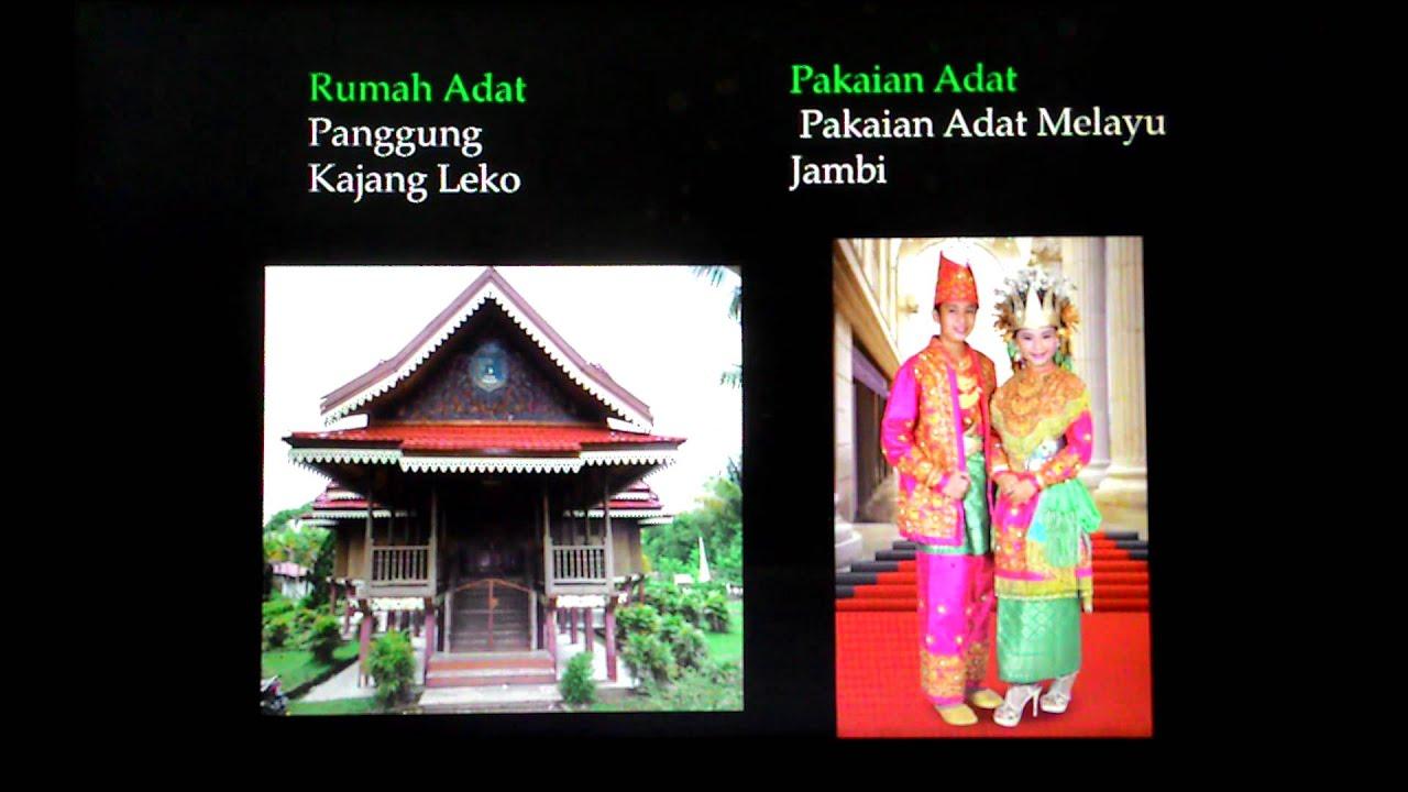 Keragaman Indonesia Rumah Pakaian Tari Dan Senjata Tradisional Part 1 Youtube