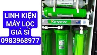 Máy lọc nước kangaroo bị chảy nước thải nhiều.không có nước xài.phân tích nguyên nhân 0983968977