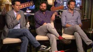 The Hangover - Group Interview