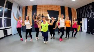 Монатик - Выходной Fitness Dance by Виктория Павлюк All Stars Dance Centre 2017