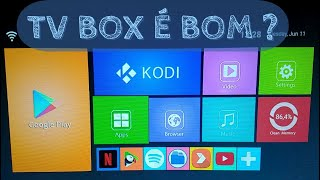 TV BOX ANDROID MXQ-4K 2019