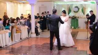 Самый красивый свадебный танец молодоженов. г. Чебоксары. Леонид и Анаит