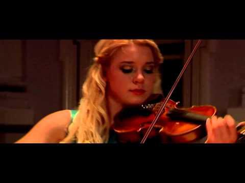 Kate Chruscicka - Classical & Electric Violinist - NE1 FM Radio Interview - Newcastle