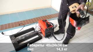 видео Сварочные аппараты и полуавтоматы инверторного типа