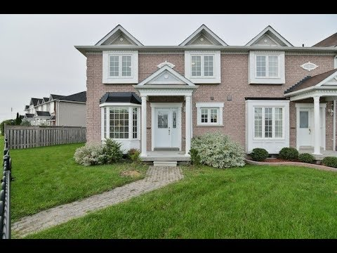 12 Chesham Crt Ajax Open House Video Tour