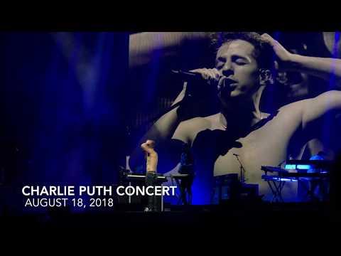 Charlie Puth Concert!
