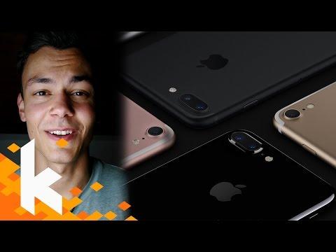 NEU: iPhone 7 & Apple Watch Series 2!