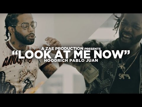 Hoodrich Pablo Juan – Look At Me Now (Official Music Video) @AZaeProduction x @JerryPHD