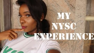 NYSC EXPERIENCE AND VLOG- PART.1 || EVERYTHING YOU NEED TO KNOW
