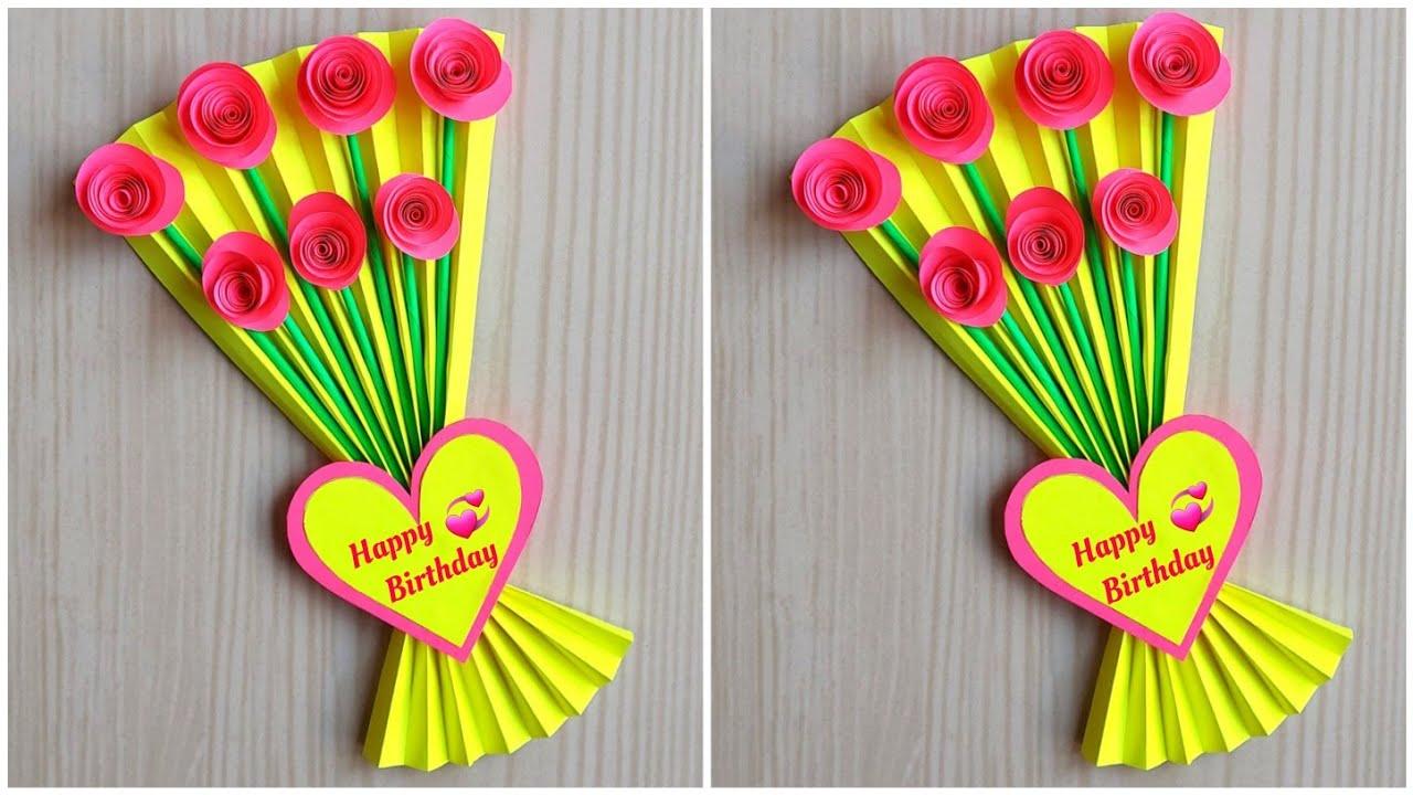 Easy and Beautiful Handmade Gift for Birthday