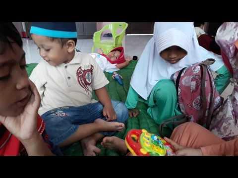 Ustadz Novanza ibnu Azhari | kelas Iqro komplek Griya Alam Lestari Banjarbaru