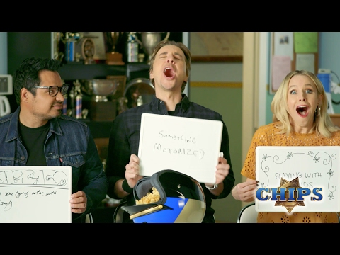 BFF Vs. WIFE With Kristen Bell, Dax Shepard, And Michael Peña  Presented By BuzzFeed & CHIPS