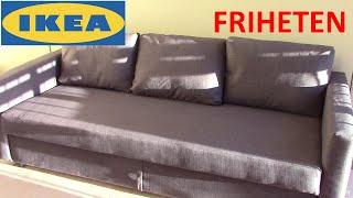 Ikea Friheten   Assembly Guide   Guide D'assemblage