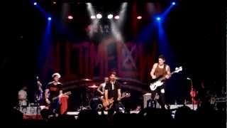 All Time Low   Dear Maria live HD @ Palac Akropolis, Prague, Czech Republic 31 08 2012