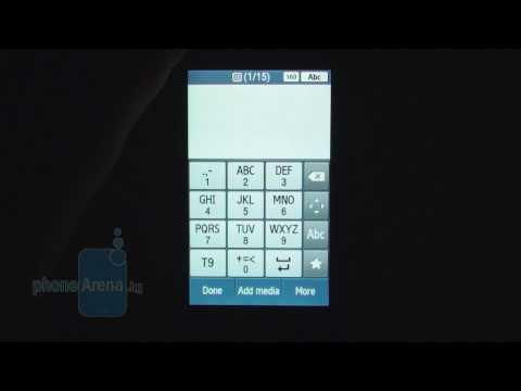 Samsung B7722 Ревю