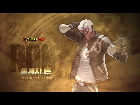 kr】cyphers(hd)-online---noob-ron(론)-gameplay-(co-op-vol.1)