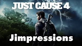 Just Cause 4 - The Sandbox Is Full (Jimpressions)
