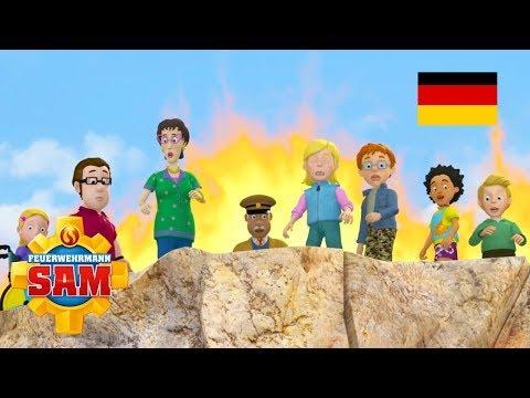 Feuerwehrmann Sam Deutsch Neue Folgen |  Fußballspiel-Katastrophe - 1 Stunde Marathon 🚒 Kinderfilme
