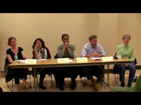 NYACT Panel Discussion on Militarization, Domestic Spying, and the Boycott of Israel - Oct 23, 2013