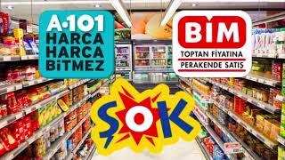 18 Nisan 2021 Marketler Kaçta Açılıyor Kaçta Kapanıyor ? Hafta Sonu Market Çalış