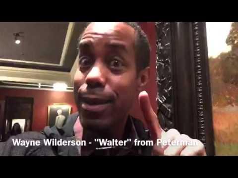 Walter at Peterman